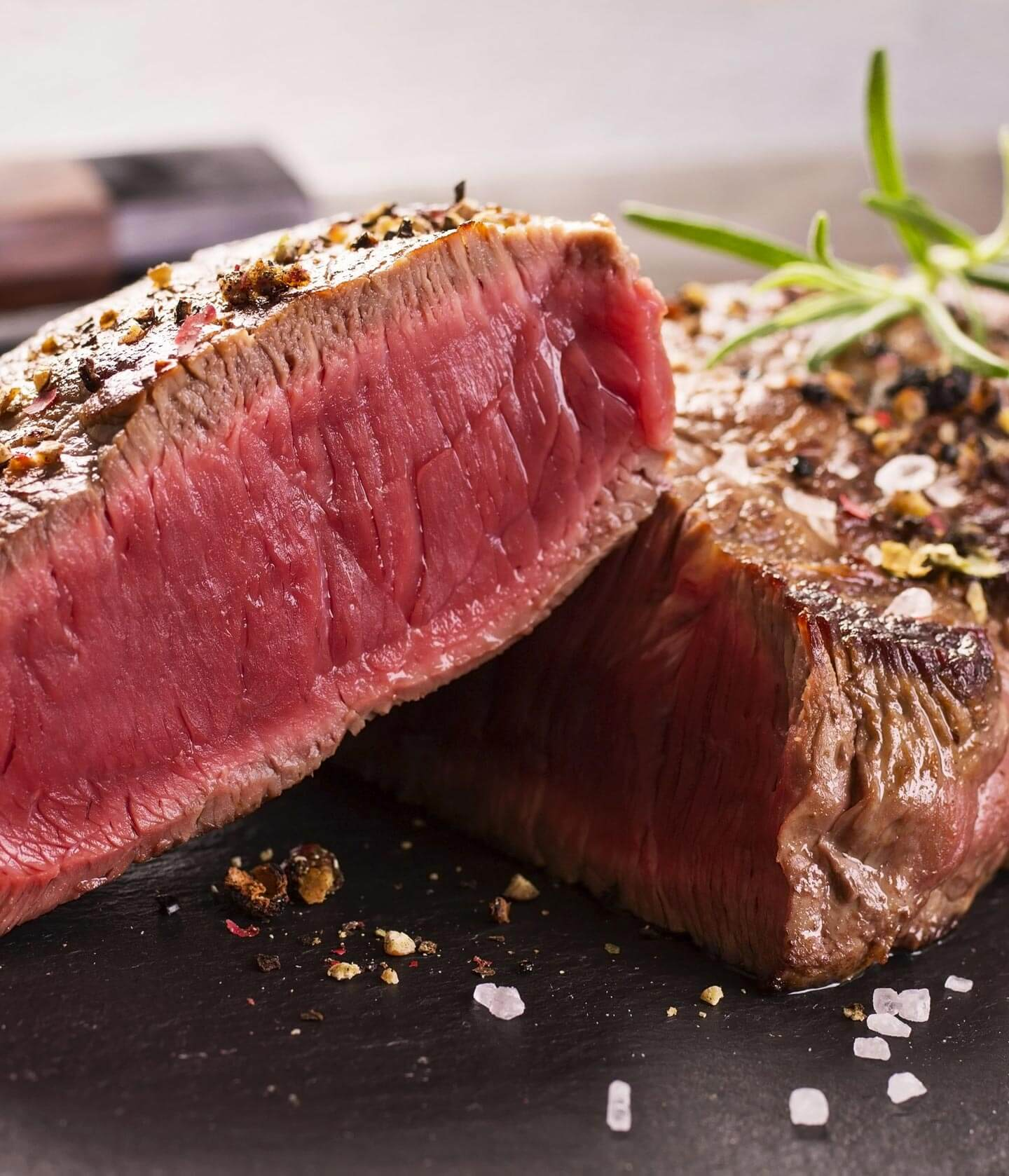 Omega 3 Family Farms - steak